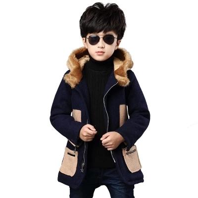 36.00$  Buy here - https://alitems.com/g/1e8d114494b01f4c715516525dc3e8/?i=5&ulp=https%3A%2F%2Fwww.aliexpress.com%2Fitem%2FBoy-children-coat-to-keep-warm-and-velvet-cloth-coat-increasing-leisure-children-s-clothing%2F32762405078.html - Boy children coat to keep warm and velvet cloth coat increasing leisure children's clothing