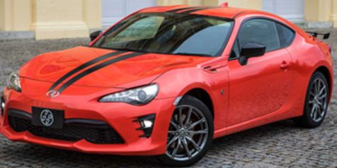 Some Of The Time Toyota Showed Off The New Gt86 860 For The Lovers Of Sports Cars Toyota Offered A More Modern Design And Have Been Equipped With Various Addi