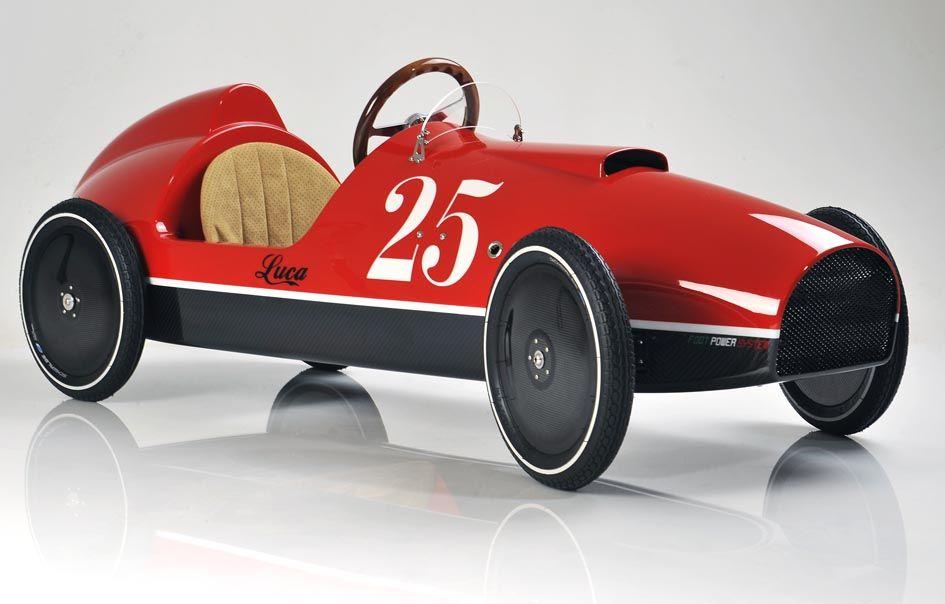SCUDERIE CAMPARI – Collection | vieux jouets | Pinterest | Pedal car ...