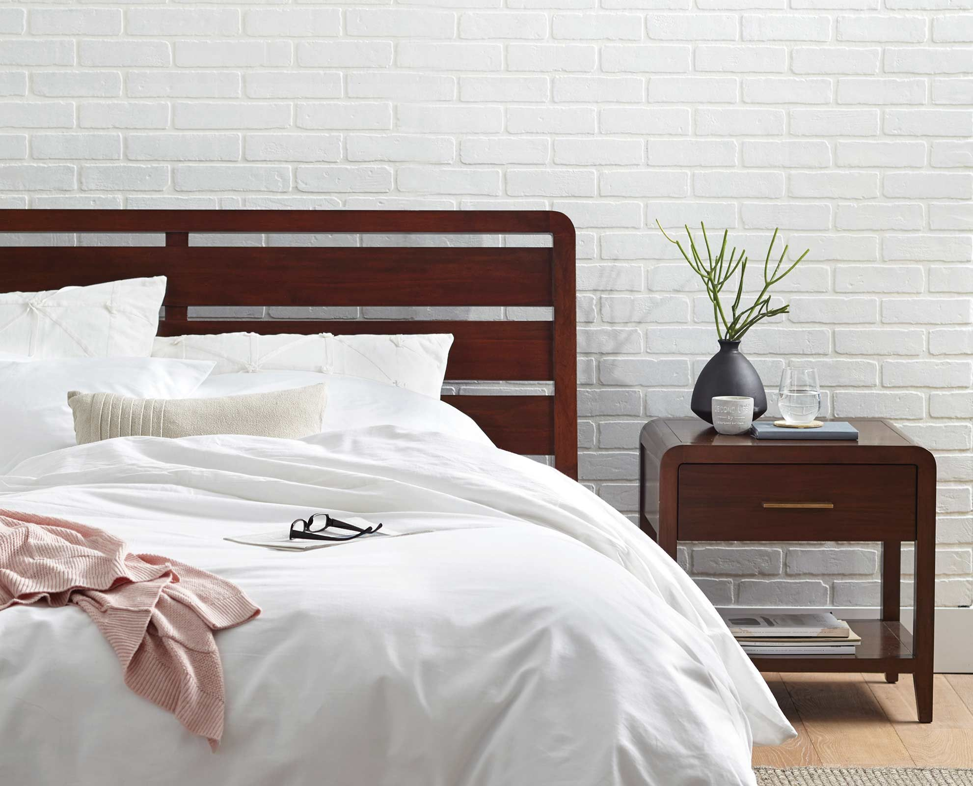 Scandinavian Designs  The Adalina Bed Is Everything You Have