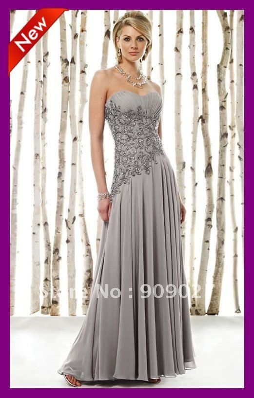 Trendy Mother of the Groom Dress
