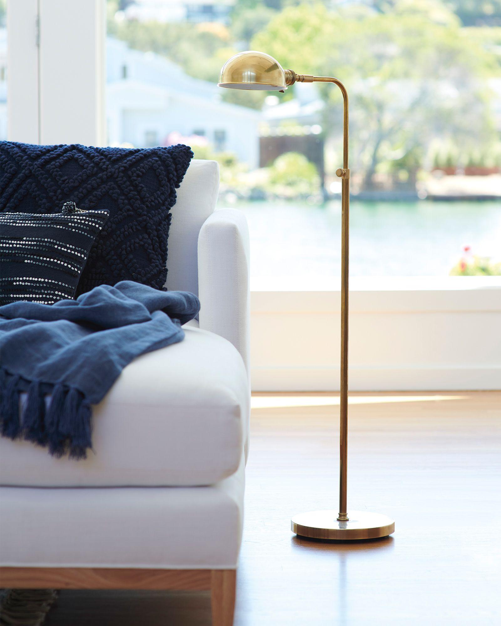 Milton Floor Lamp Cool Floor Lamps Floor Lamps Living Room Lamps Living Room