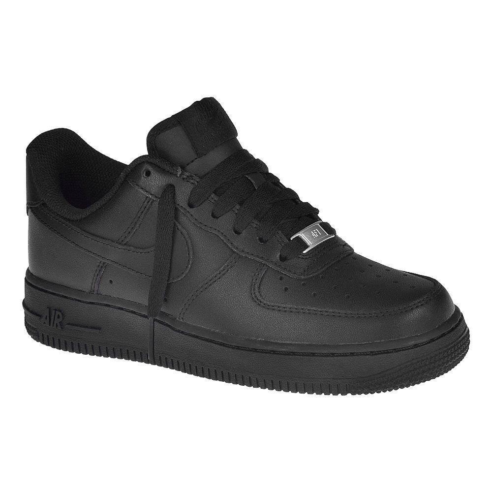388053f855 Tênis Nike Air Force 1  07 Feminino- Cabedal monocromático  atitude sem  perder a sofisticação- Ícone da cultura sneaker e amado pelos esportistas e  ...
