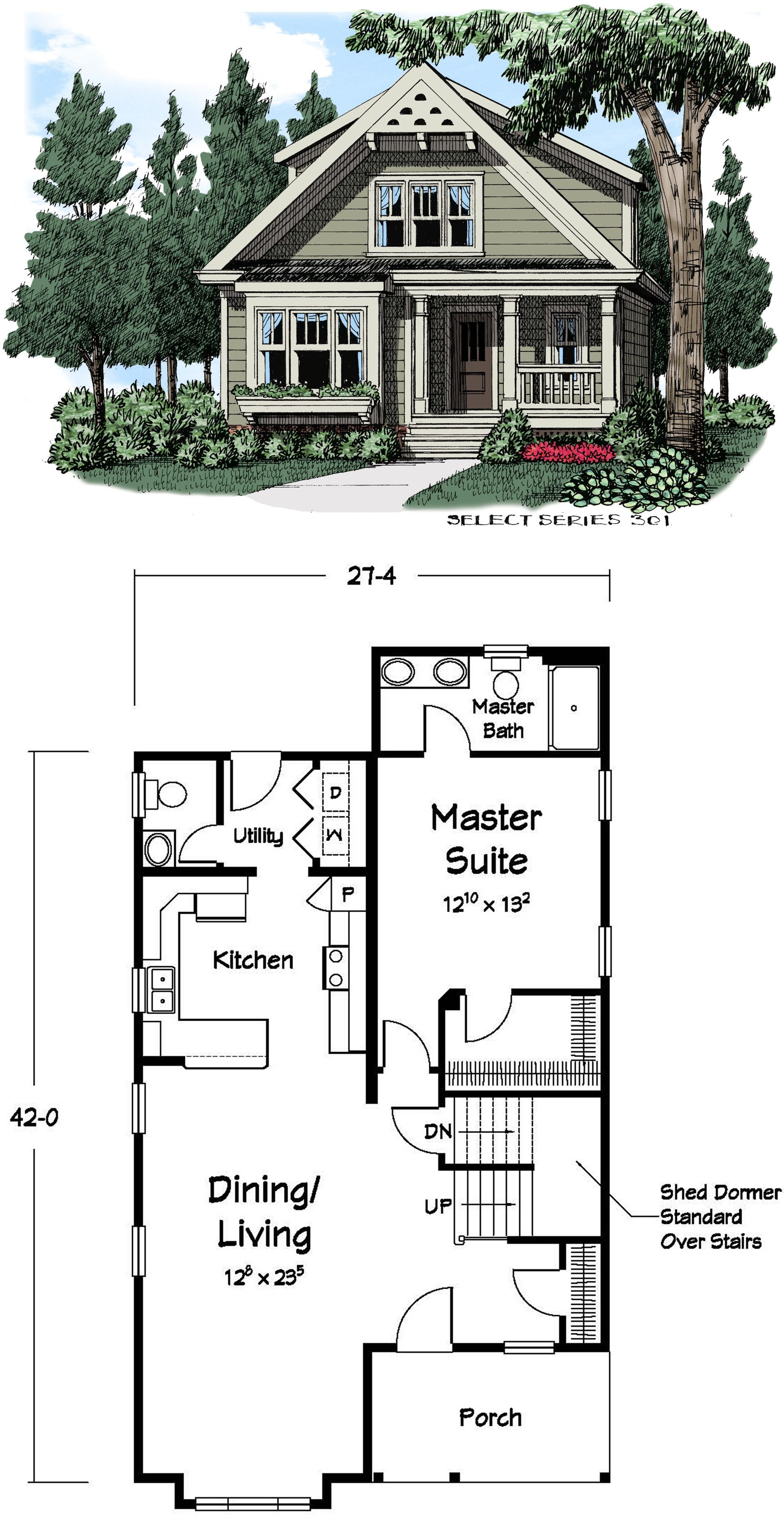 Perfect For Anyone Living On Their Own House Plans Tiny House Plans House Floor Plans