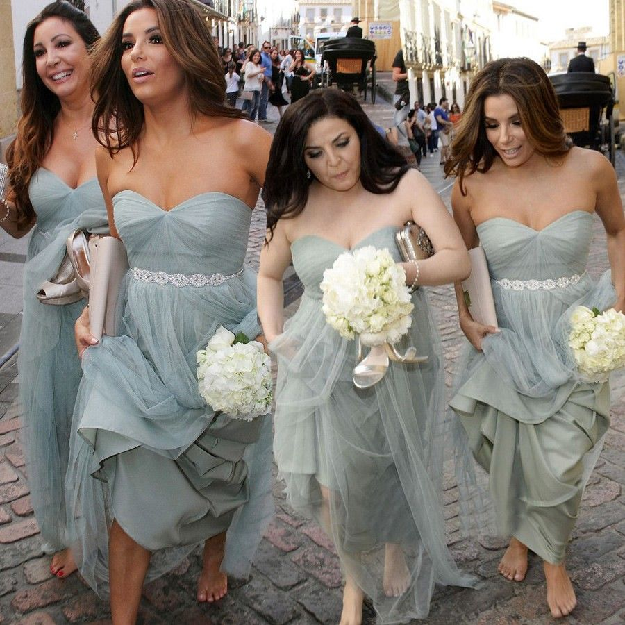 Long sweetheart tulle silver brides long bridesmaid dresses long sweetheart tulle silver brides tulle bridesmaid dressinexpensive ombrellifo Choice Image