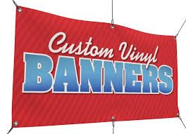 Custom Vinyl Banner Printing Services Businesses Whether Medium Scale Big Or Small Scale Generally Us Pvc Banner Custom Vinyl Banners Vinyl Banner Printing
