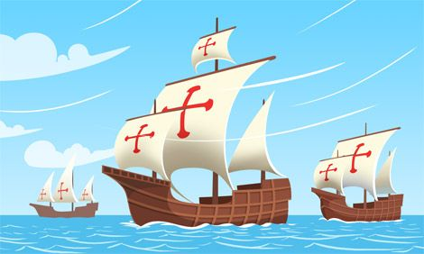 The History Of Columbus Day Happy Columbus Day Columbus Day Fun Activities For Kids