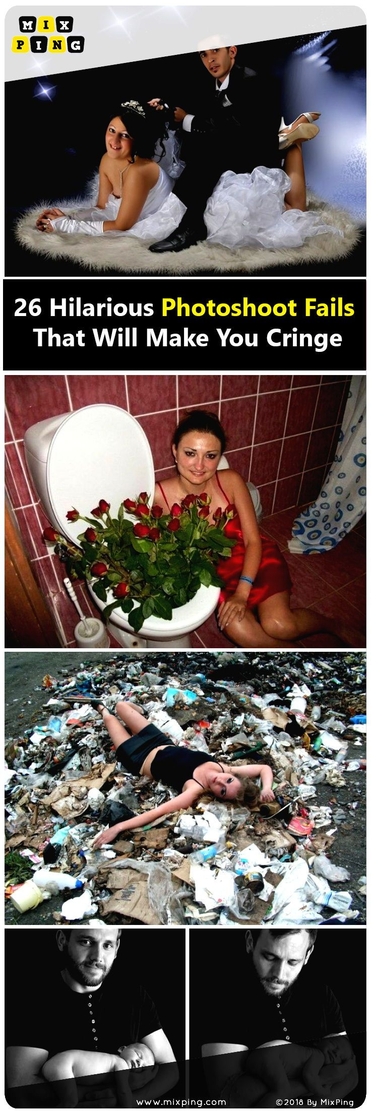 #Photoshoot #Fails That Will Make You Think Before Going ...