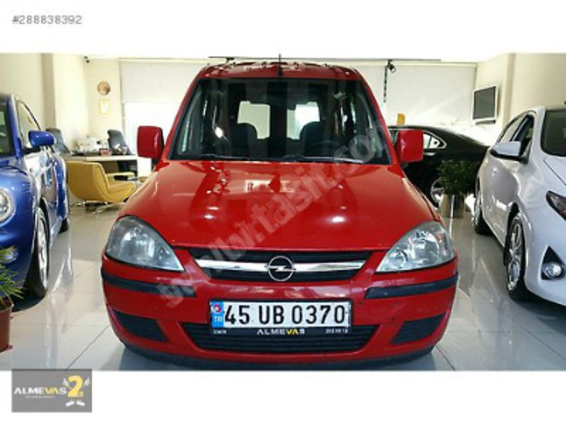 Opel Combo 1.3 CDTi City Plus ALMEVAS OTOMOTİV'den 2005 MODEL OPEL COMBO 1.3 CDTI CITYPLUS
