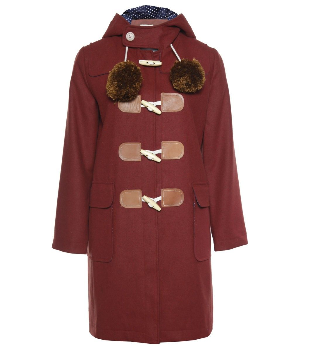 charlotte duffle coat from gorman shop love the colour | clothing ...