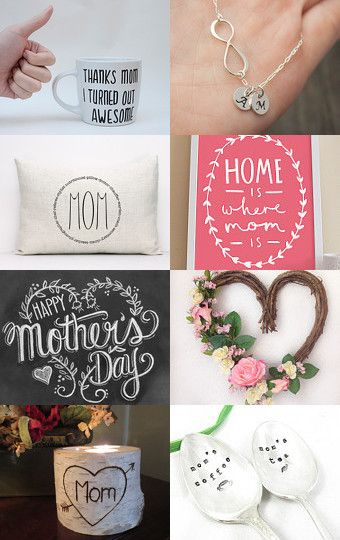 ♥ To mother with love by claresweeney on Etsy--Pinned with TreasuryPin.com