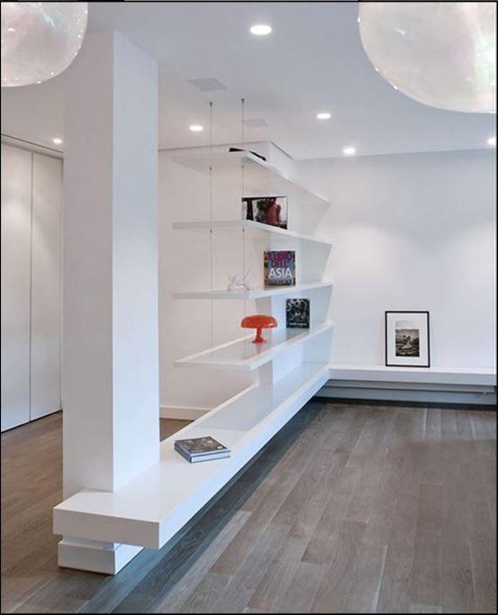Mensole sospese id es pour la maison pinterest la for Ikea mensole acciaio