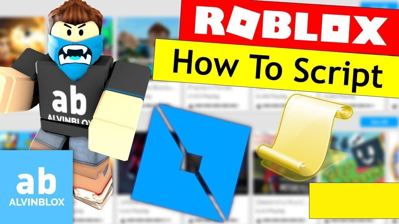 Roblox How To Script Beginners Roblox Scripting Tutorial