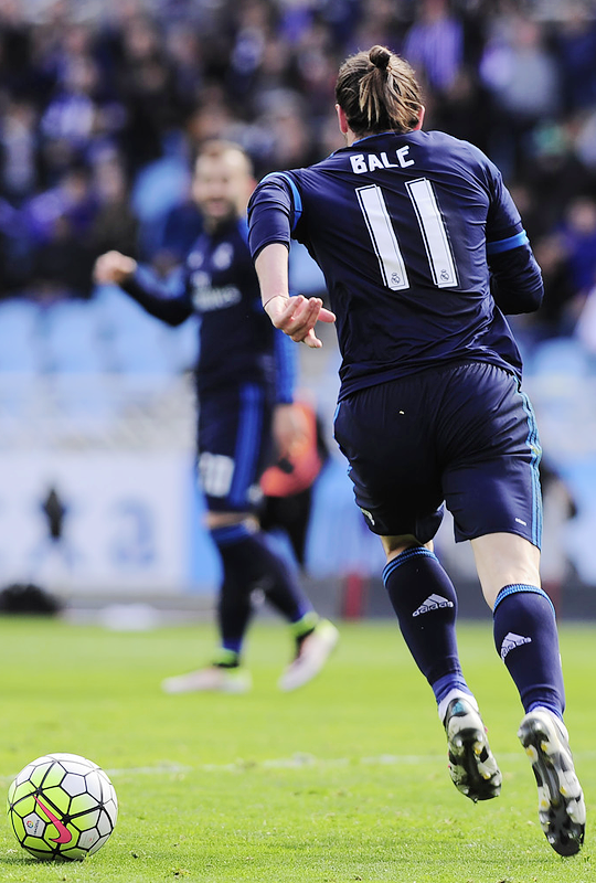 ..._Gareth Bale. REAL MADRID +