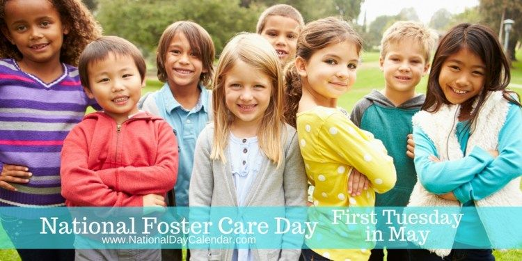 Kicking off Foster Care Month, National Foster Care Day