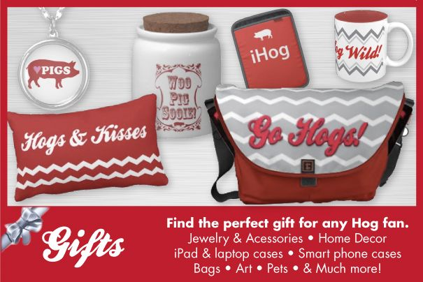 Unique gifts for the ultimate Hog fan. Jewelry & Accessories • smart phone & tablet cases • Home Decor • Pets & more! from www.arkansooie.com  #Arkansas #Razorbacks #WPS