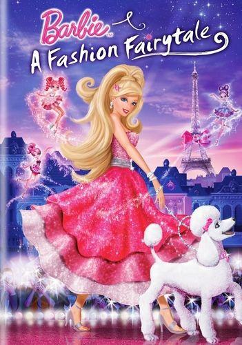 Barbie A Fashion Fairytale Another Dvd Cover Com Imagens
