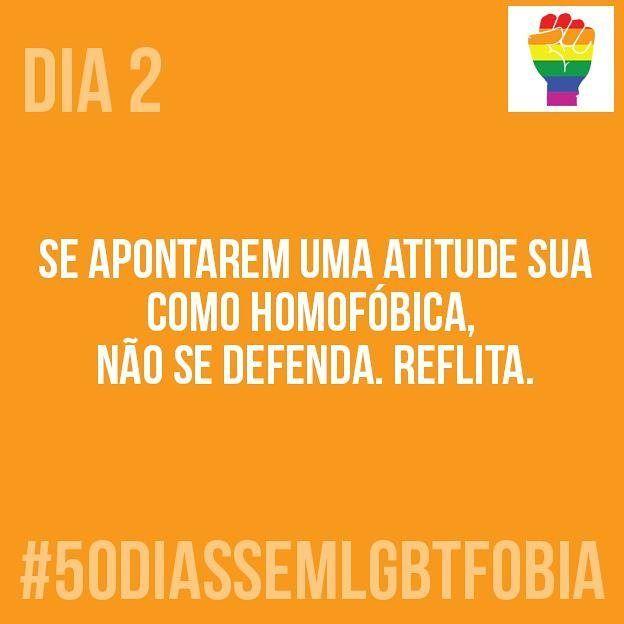 #50diassemlgbfobia