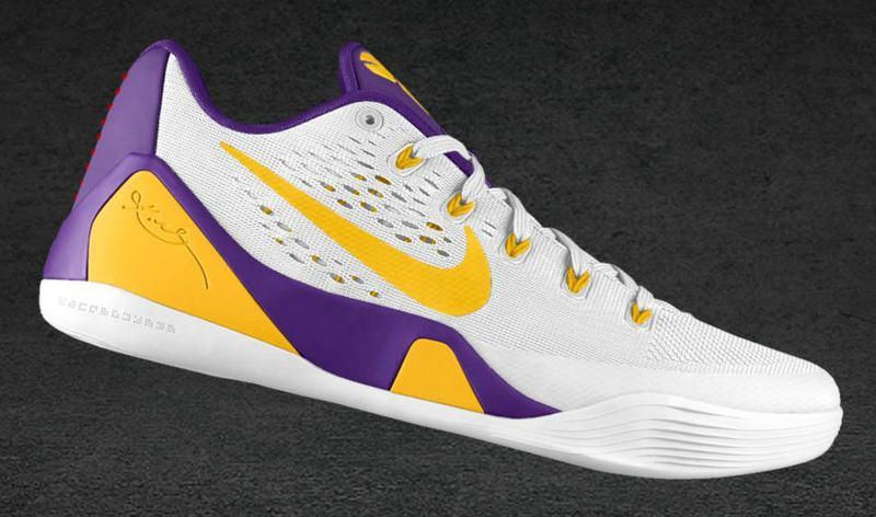 b279e37f1ca2 Kobe 9 EM ID Lakers Shoes XM831462