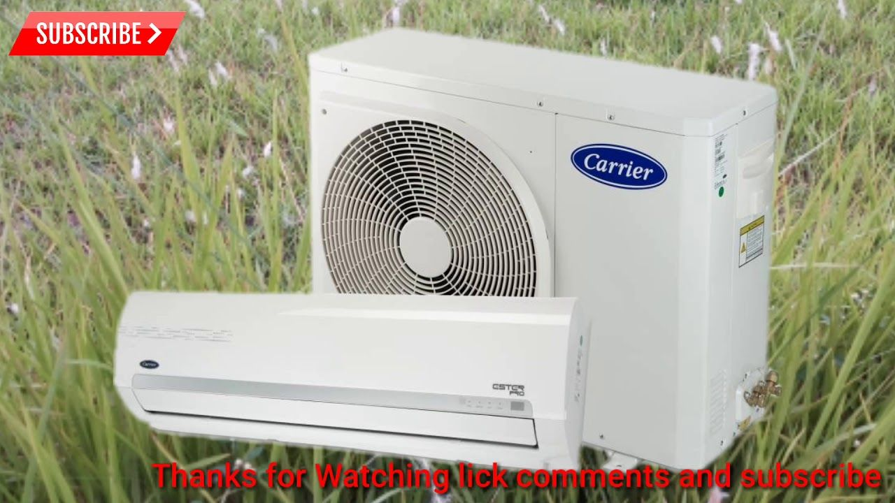 Carrier 2 Ton 3 Star Bee Rating 2018 Split Ac Carrier Ac Split Ac Cool Things To Buy