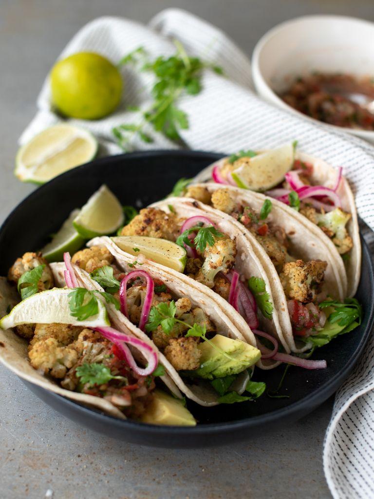 taco oppskrift