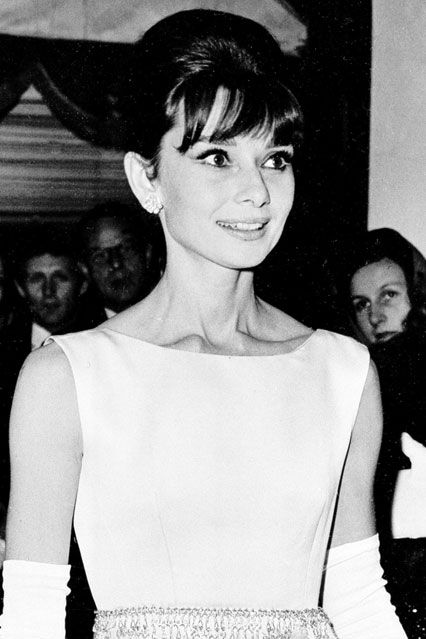 We Love Audrey Hepburn. Class, Style and some of the best hairstyles  Audrey Hepburn Hair And Hairstyles Inspiration (Vogue.com UK)