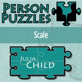 Person puzzle scale julia child worksheet in 2018 clark person puzzle scale julia child worksheet ibookread ePUb