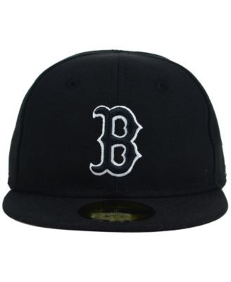 ecdad8bb7 Kids' Boston Red Sox Black and White 59FIFTY Cap | Products | New ...