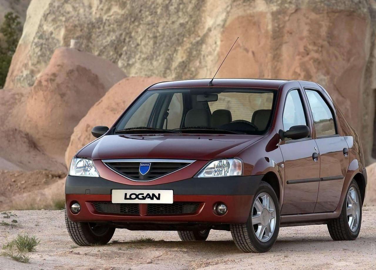 2005 Dacia Logan 1.6 MPI