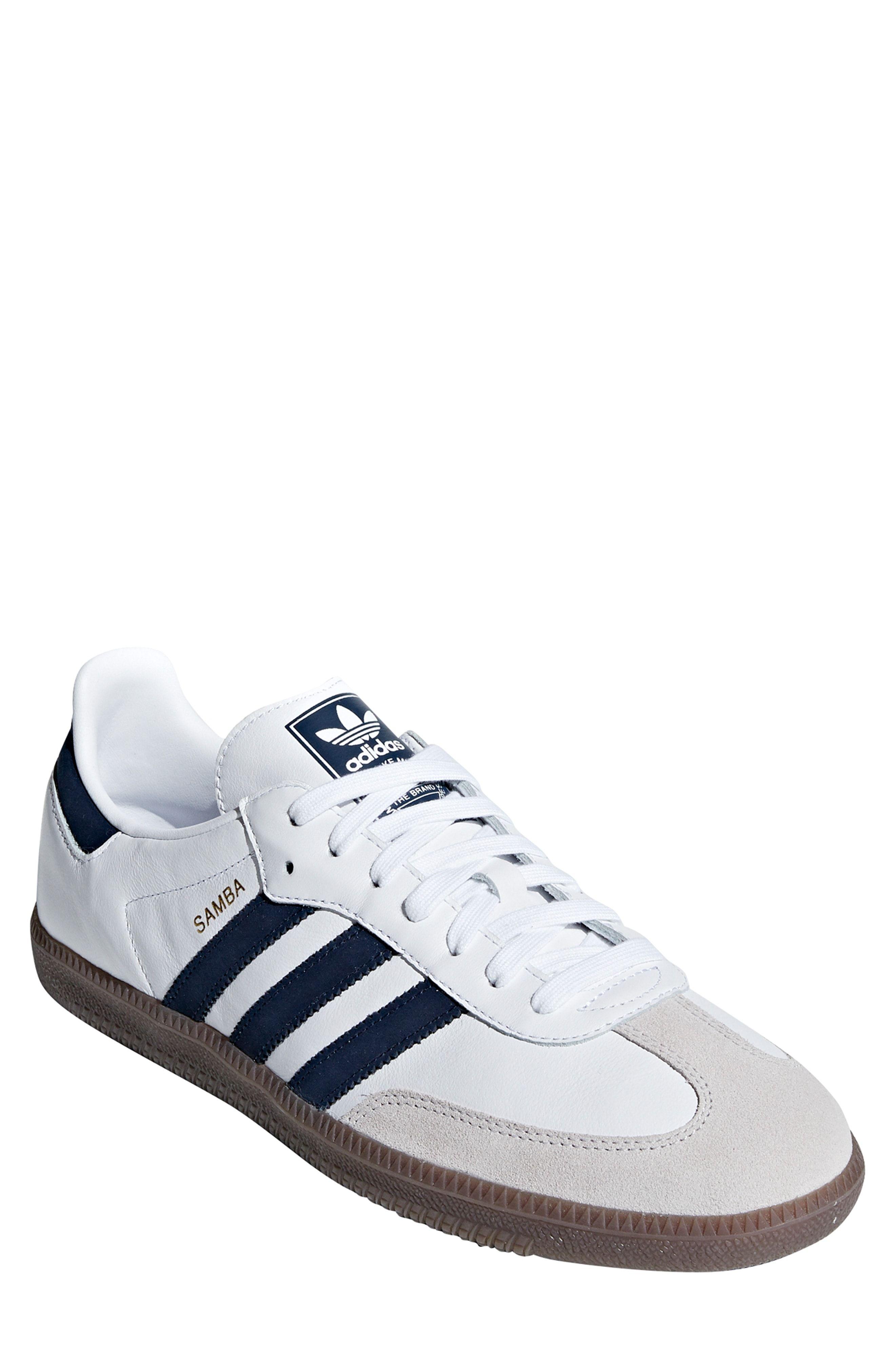 ADIDAS ORIGINALS SAMBA OG SNEAKER. #adidasoriginals #shoes