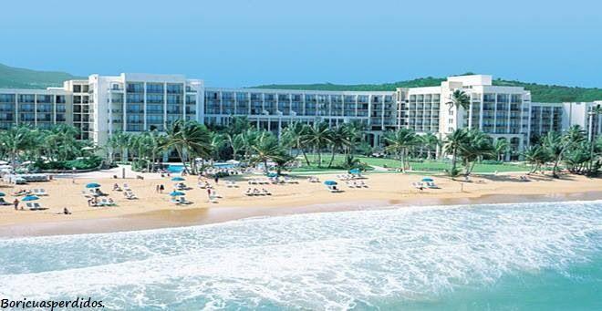 Wyndham Rio Mar Beach Resort Spa Is A Beautiful Puerto Rico