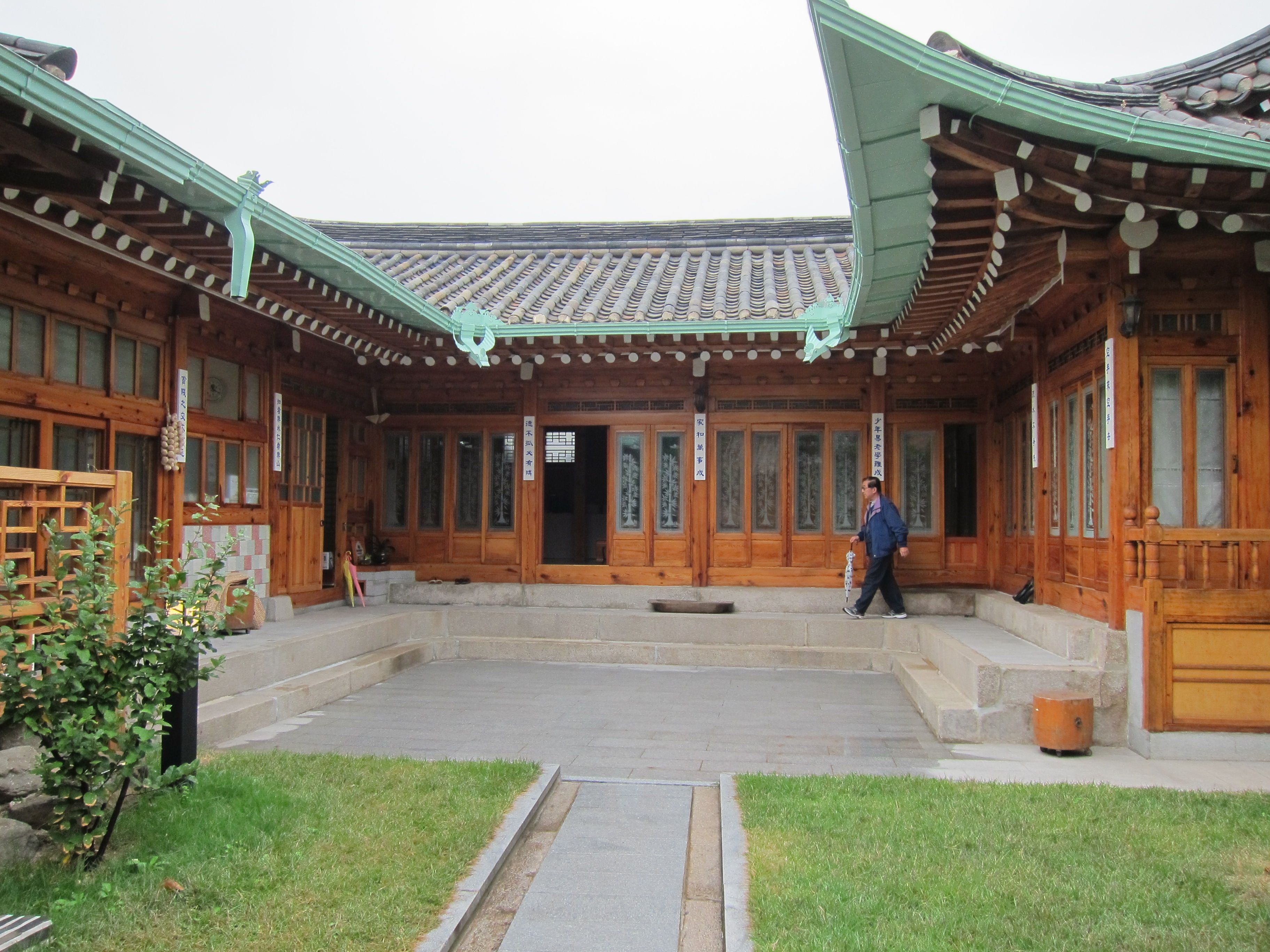Chinese house traditional google search a chinese for Korean house design pictures