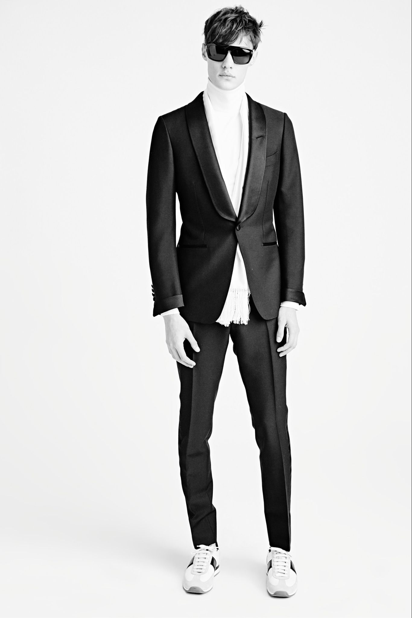c4684f92d105 Tom Ford Fall 2015 Menswear - Collection - Gallery - Style.com ...
