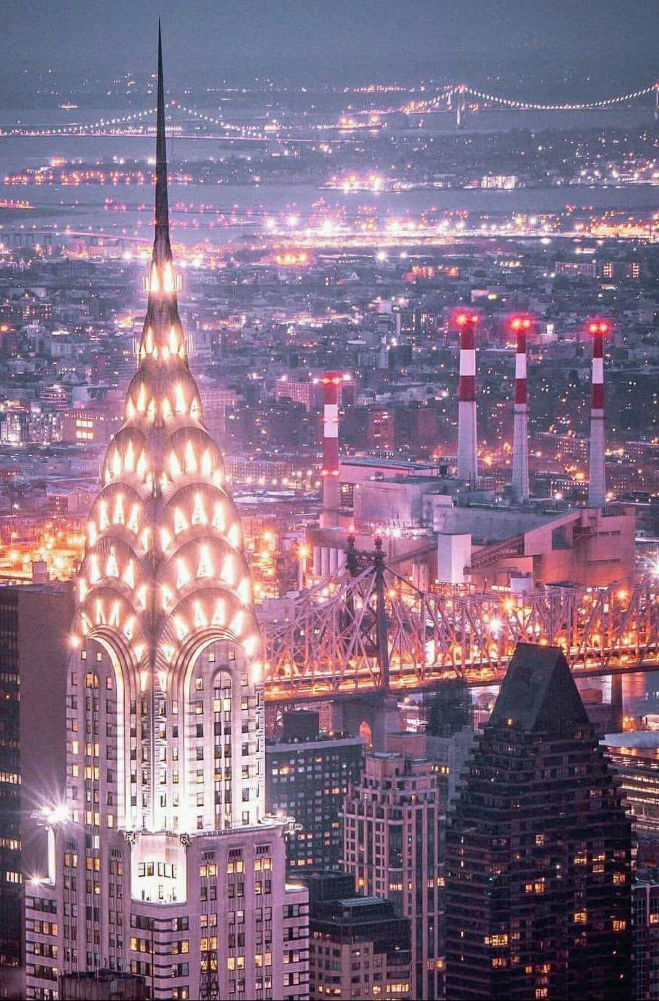 Beautiful Queen Chrysler Building City Aesthetic Chrysler
