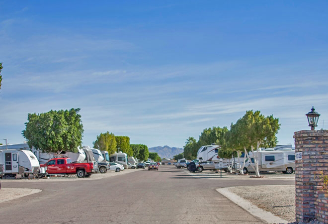 Cactus Gardens Rv Resort Yuma Az Pa Rate 19 50 Reg Rate 39 00 Passport America Campgrounds Campground Camping Destinations United States Passport
