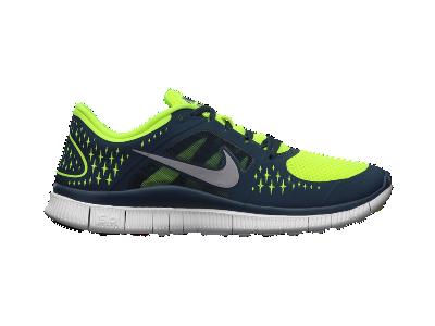 Nike Free Run+ 3 Men's REFLECTIVE Running Shoe | Running ...