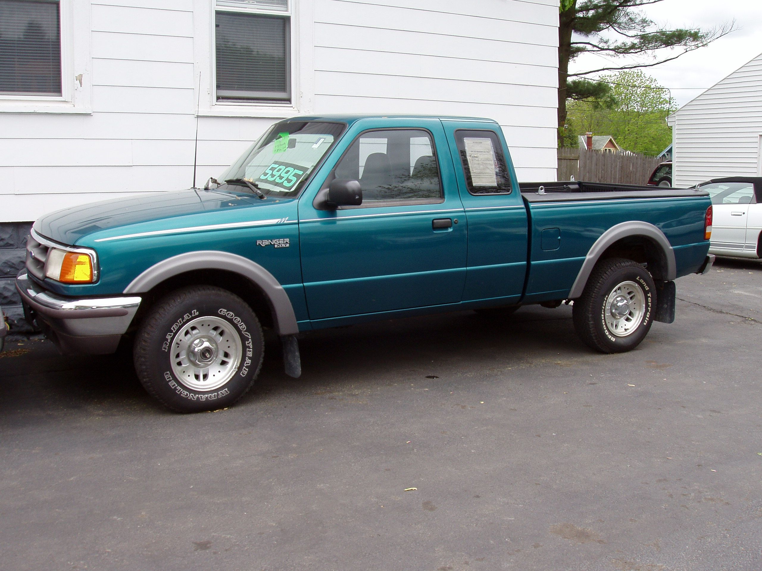 Ford ranger pics different years ford ranger