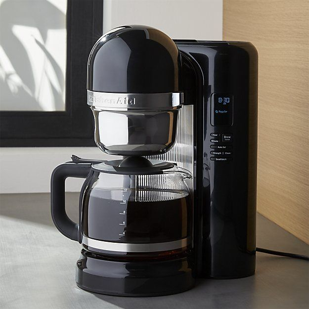 Kitchenaid S Coffee Maker Refines The Brewing Process For Customizable Flavor Choose Between A Bo Kitchen Aid Coffee Maker Best Coffee Maker Drip Coffee Maker