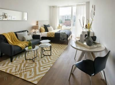 no fee gorgeous new studio rental at 47 ave long island city