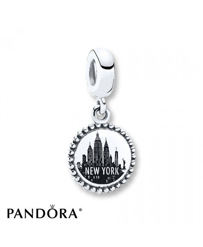 charm pandora new york
