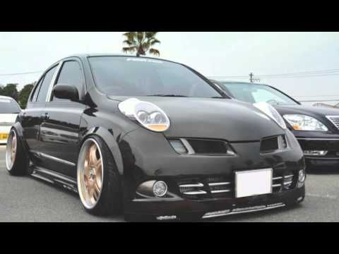 nissan micra k12 tuning cars pinterest nissan and cars. Black Bedroom Furniture Sets. Home Design Ideas