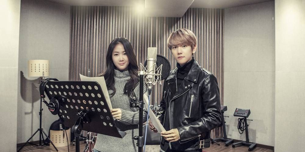 Baekhyun and Soyu's 'Rain' tops Chinese charts