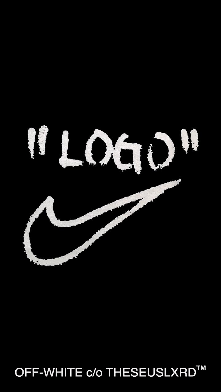 Off White C O Theseuslxrd Papel De Parede Da Nike Papel De Parede Smartphone Papel De Parede Para Telefone