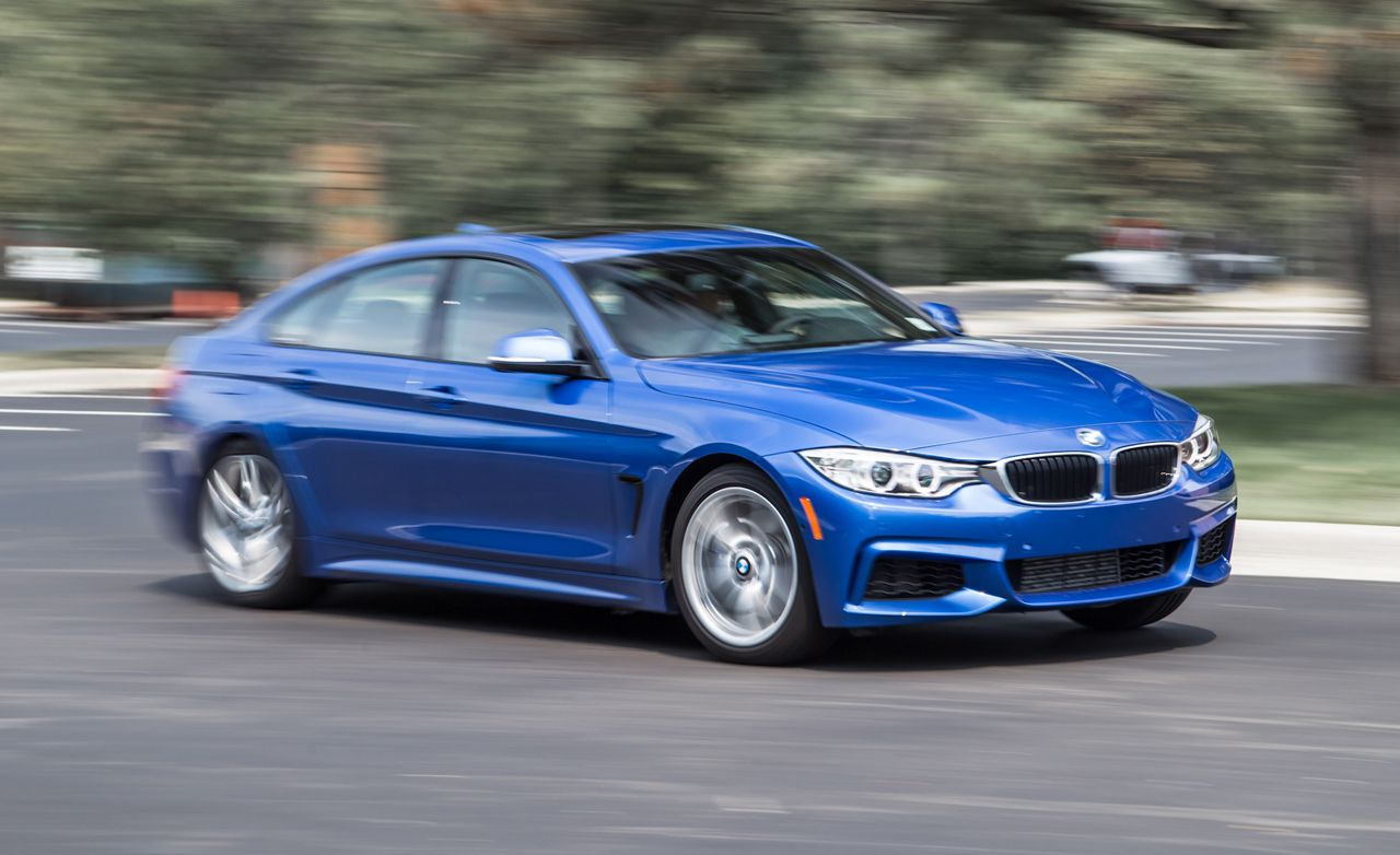 2020 Bmw 4 Series Gran Coupe Review Pricing And Specs With