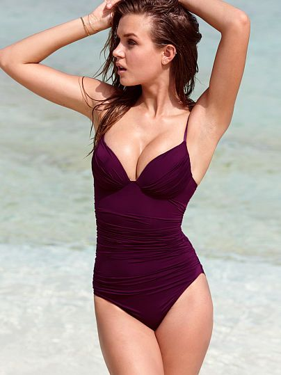 4fa58c433e587 Push-Up Shaping One-piece Secret by Victoria | My Style in 2019 ...