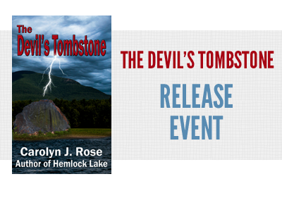 Book Lovers Life: The Devil's Tombstone by Carolyn J. Rose Release Day Promo and Giveaway!