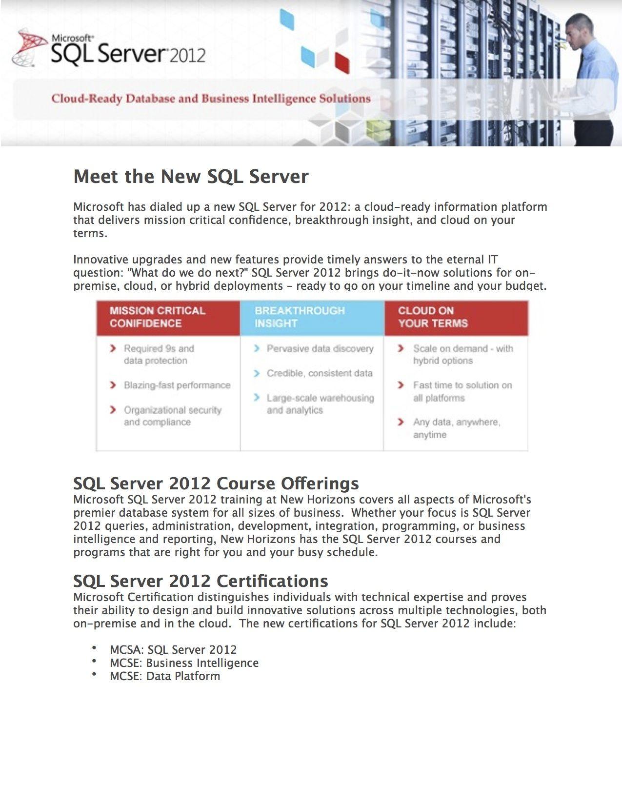 New horizons wi has all the microsoft sql server courses and sql e0f840ccbd4d68e0c415de1344791199g 1betcityfo Gallery