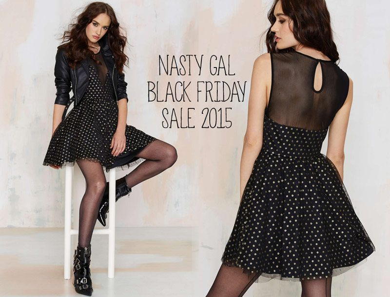 Nasty Gal takes Black Friday literally this year with a sale on all black looks from its amazing selection of items. So from black dresses to black shoes to black bags and even black underwear, you can shop 30% off of select styles when you check out. The sale has already started and runs through …