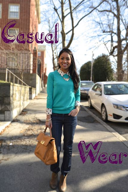 Casual Blouse 2 by lsaur