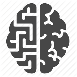 Brain Complicate Labyrinth Maze Mental Mind Psychology Icon Psychology Labyrinth Icon